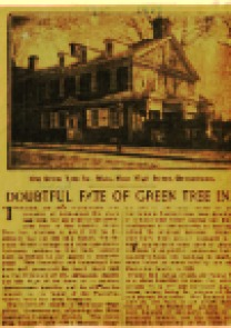 The Doubtful Fate of Green Tree Inn