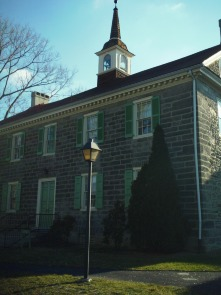 The Bell Tower building at the Pennsylvania School for the Deaf
