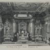 The Interior of St. Peter's Church, Philadelphia, Pa.. Image provided by Historical Society of Pennsylvania