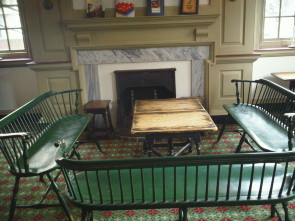 The Subscription Room at the City Tavern