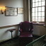 The Captain's Chair in the Subscription Room at the City Tavern