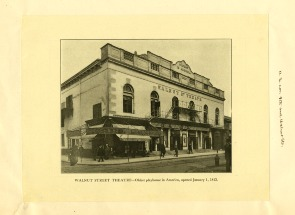 The Walnut Street Theater
