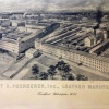 Print of Foerderer's Vici Kid Factory in Frankford