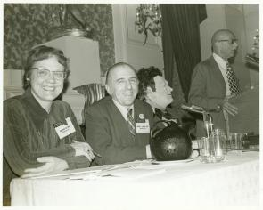 Barbara Gittings, Frank Kameny, and John Fryer
