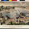 A View of the Fairmount Waterworks with Schuylkill in the Distance by John T. Bowen (1838)