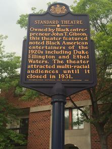 Standard Theatre Marker