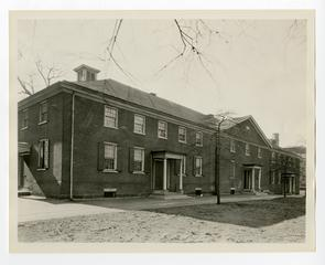 Friends Meeting House - Fourth and Arch streets