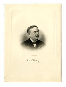 Portrait of Matthew Quay