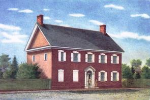 Freemason's Lodge, 1755