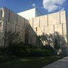 Outside view of the Barnes Foundation