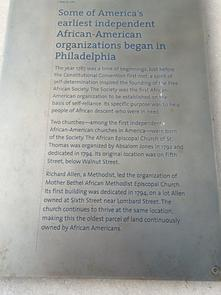 James Oronoko Dexter Plaque