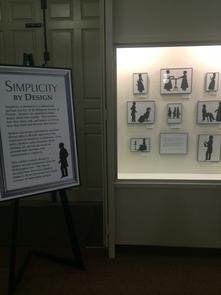 Arch Street Meeting House Exhibits
