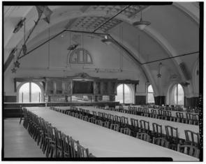 Divine Lorraine Dining Hall