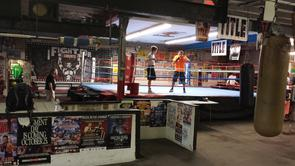 Front Street Gym - Interior Detail