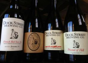 Dock Street brews