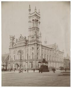 The Masonic Temple in Philadelphia