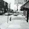 North 5th Street at West Cambria Street. Image provided by Historical Society of Pennsylvania