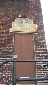 Harrowgate Boxing Club - Entrance