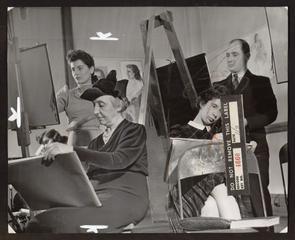 Art Class at the YM-YWHA