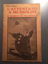 L'attentato a Mussolini, a play by Tresca