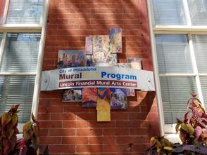 Mural Arts Program at the Thomas Eakins House