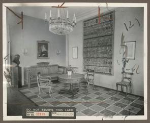 Fredrika Bremer Room, 1938