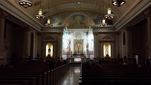 Saint Monica Parish - Interior Detail