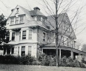 Mill-Rae House, 1920