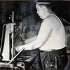 Stetson Factory employee. Image provided by Historical Society of Pennsylvania