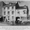 Bull's Head Tavern. Image provided by Historical Society of Pennsylvania