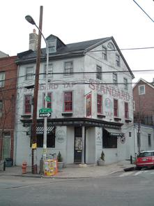 Standard Tap. Image provided by Historical Society of Pennsylvania