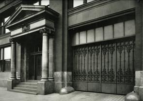 Schmidt's Brewery entrance. Image provided by Charles Veasey
