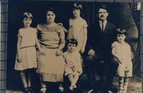 Galant Family. Image provided by Elaine Ellison