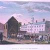 Goal, in Walnut Street, Philadelphia. Image provided by Library Company of Philadelphia
