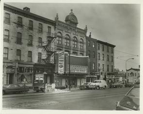 North Side of Girard Avenue. Image provided by Elaine Ellison
